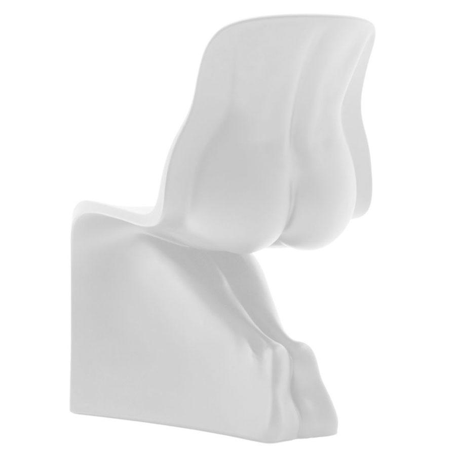 Krzesło HER white casamania Fabio Novembre