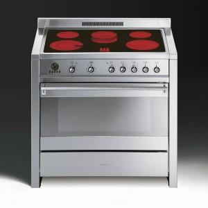 Wielofunkcyjna kuchnia wolnostojąca SMEG A1C-7 8017709164089