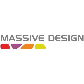 Massive design Przemysław Stopa logo