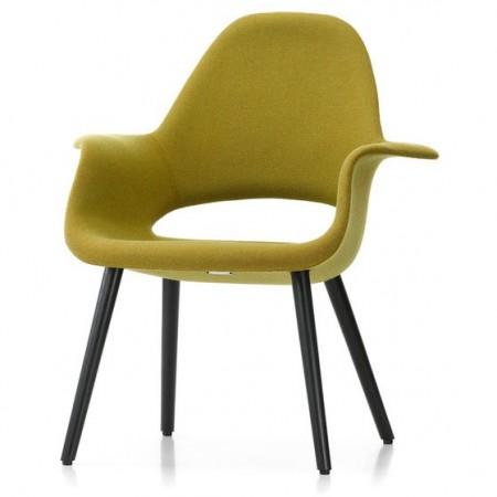 Krzesło Organic Chair avocado Vitra