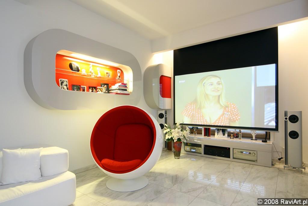 Pokój telewizyjny