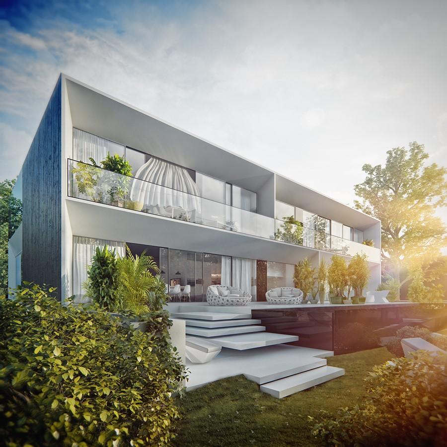 KMA Projekt budynku wielorodzinnego Kooperatywa