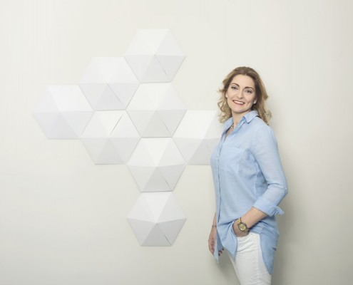 Projektantka Dominika Rostocka, członek Creative Coop Architects