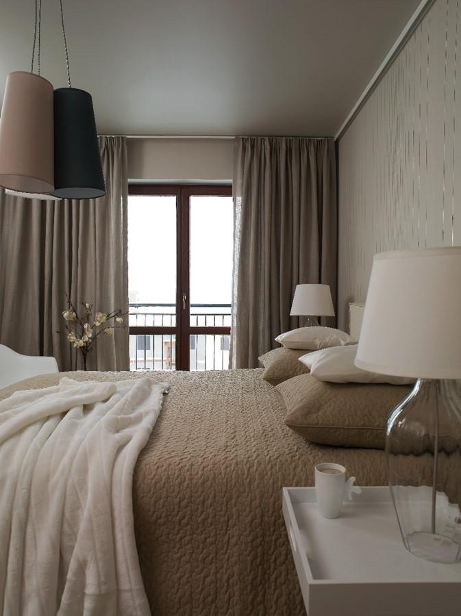 sypialnia w beżach inspiracja homesquare