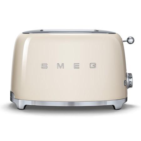 Tostery na 2 kromki SMEG TSF01CREU styl retro lata 50