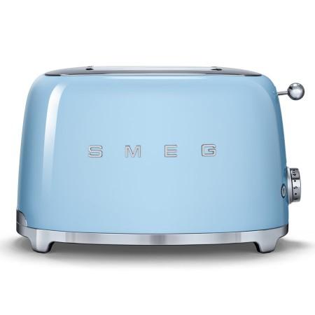 Tostery na 2 kromki SMEG TSF01PBEU retro styl lat 50