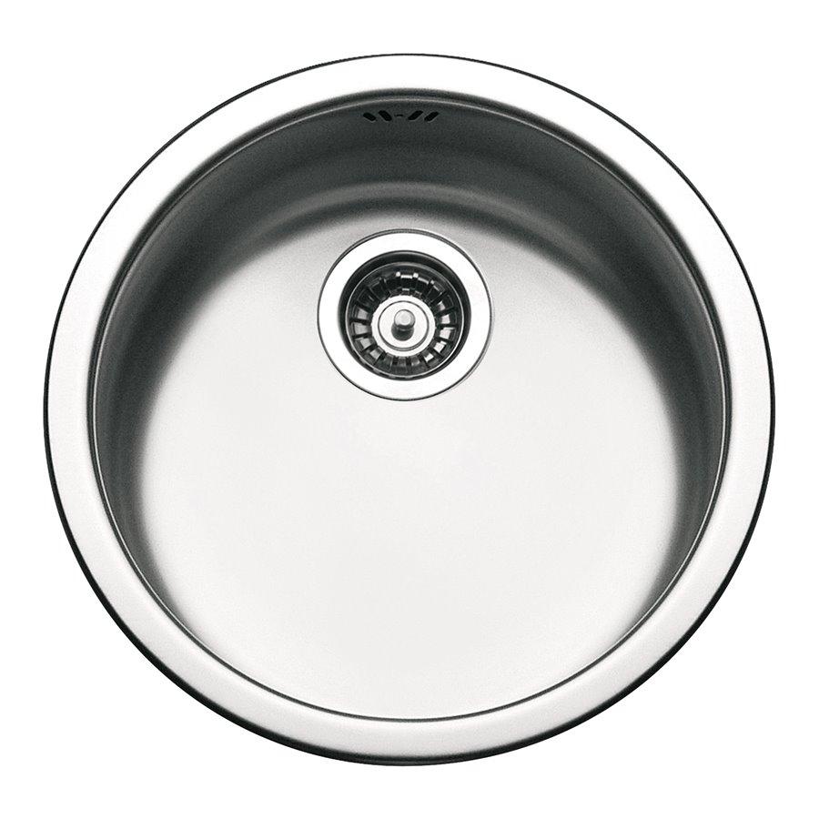 okrągły zlewozmywak SMEG 10I3P 8017709023409