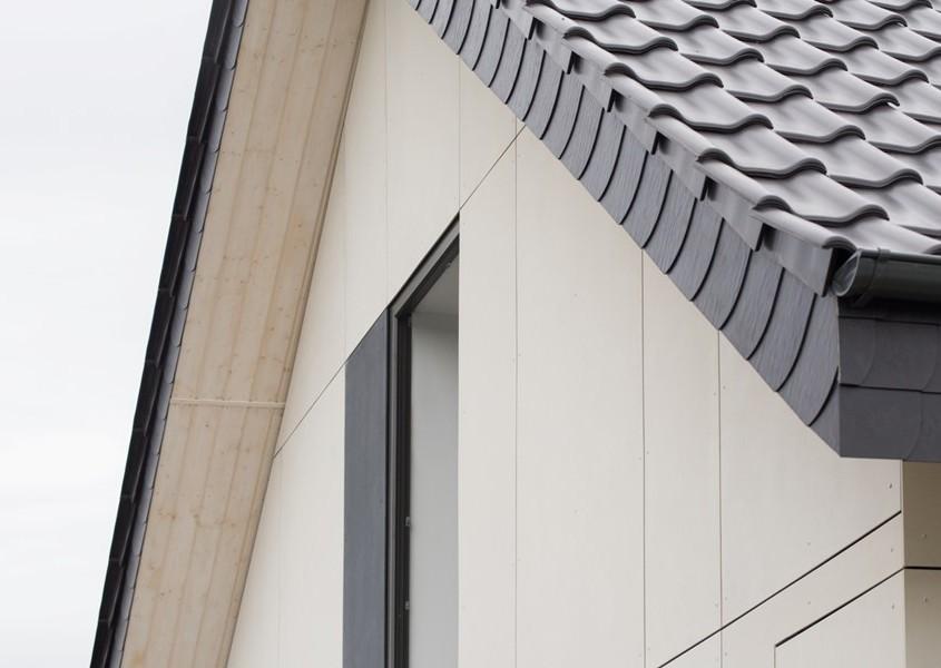 na charakterystykę cieplną budynku istotnie wpływa precyzja wykonania. Tu: realizacja Procyon