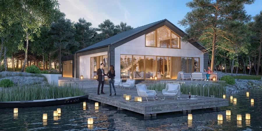 projekt domu pasywnego z realizacją pod klucz