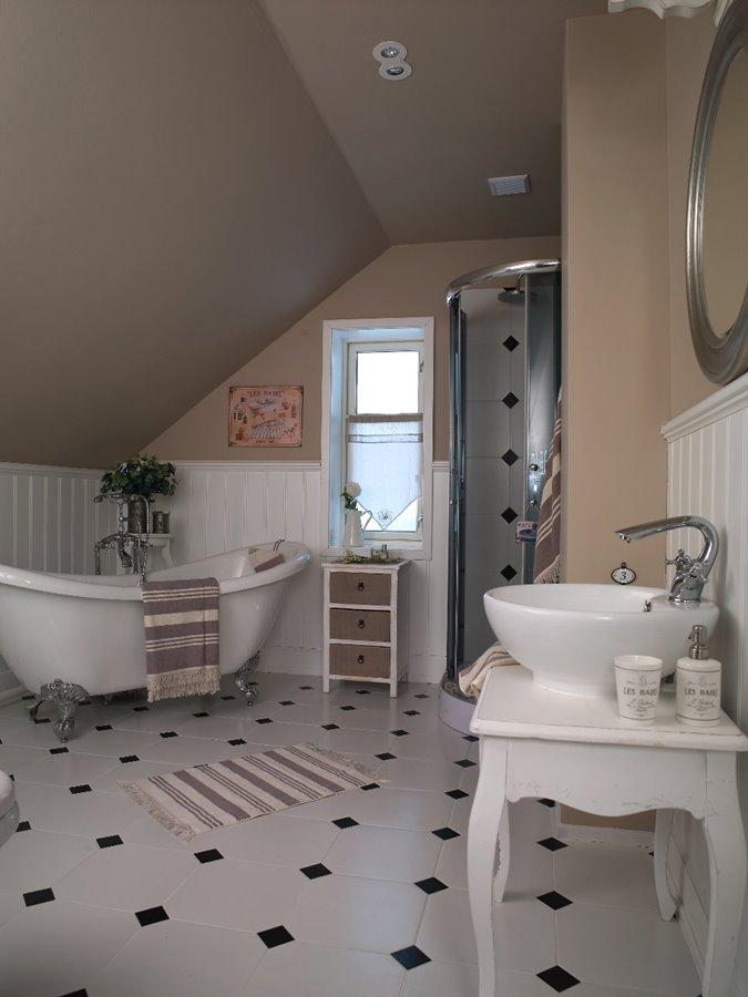 łazienka W Stylu Retro Inspiracja Homesquare