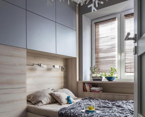 Aranżacja Niewielkiej Sypialni Inspiracja Homesquare