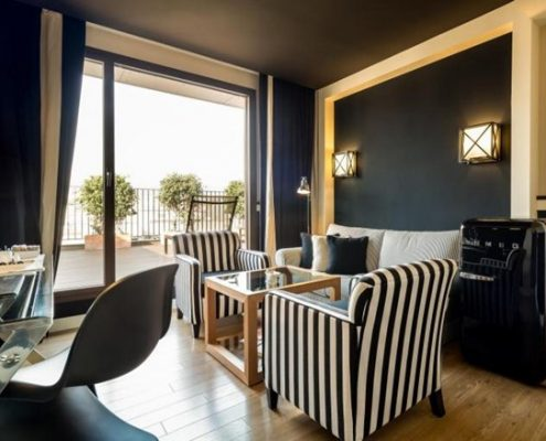 Ekskluzywne AGD Smeg w Europark Hotel design