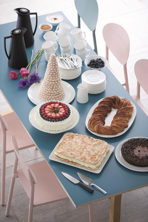 Garden Party - nakrycie stołu