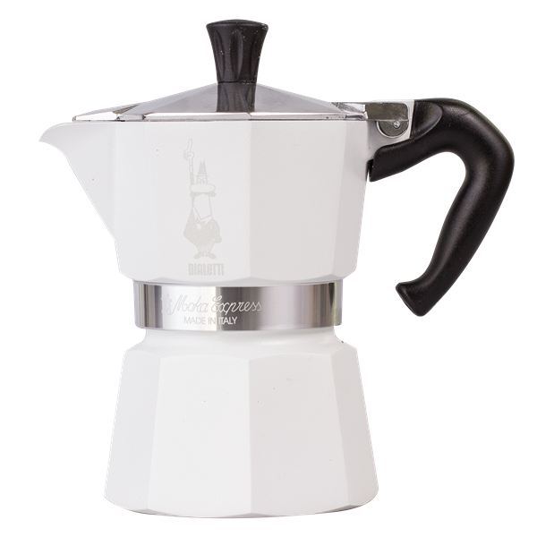 Kawiarka Bialetti filiżanka kawy