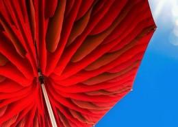 Parasol ogrodowy Sywawa, model Padda