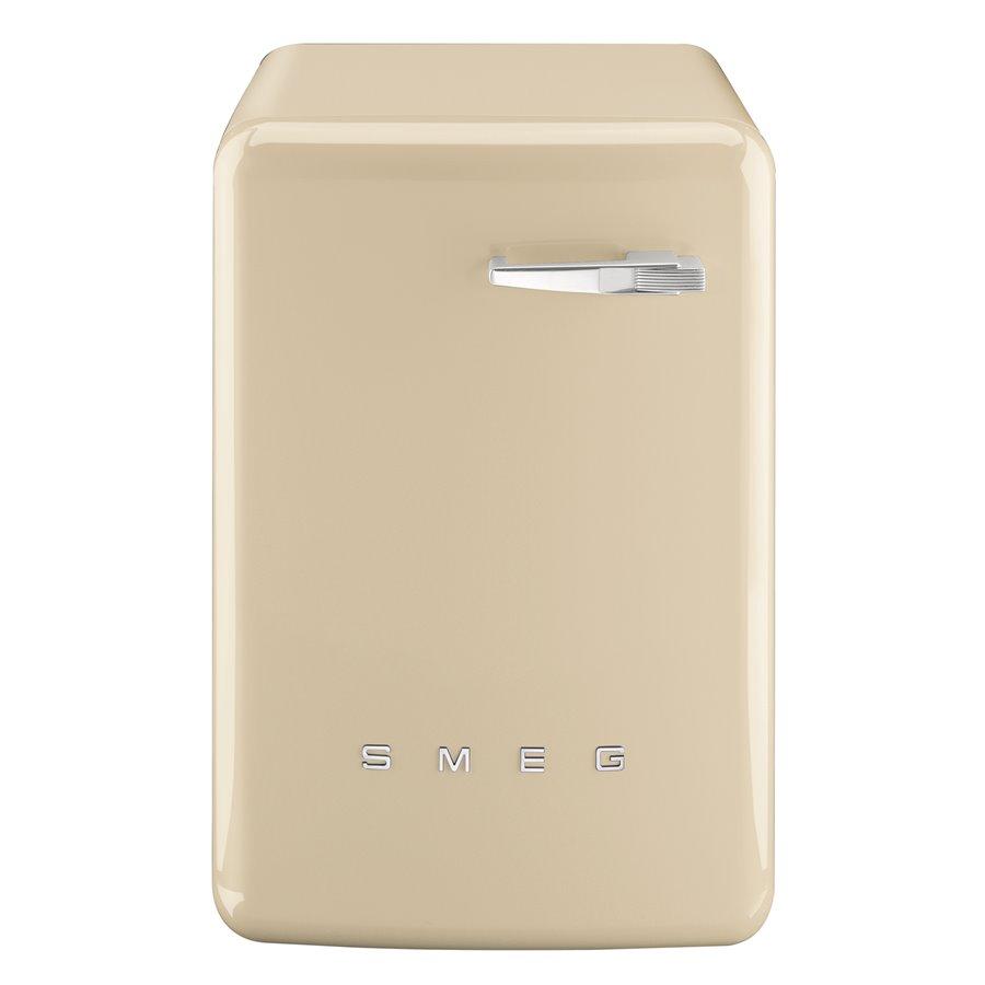 kremowa pralka w stylu vintage wolnostojąca SMEG LBB14P 8017709151508