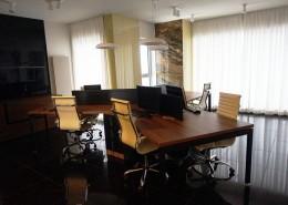 Stylowe biuro w nowoczesnym wydaniu AB Studio