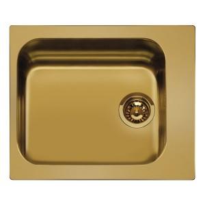 Zlewozmywak SMEG VS45P3OT Złoty