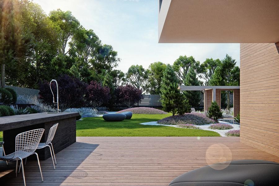 Nowoczesny dom i ogród - Architektura, wnętrza, technologia, design - HomeSquare