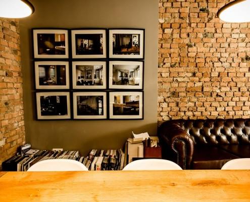 Eklektyczne biuro w kamienicy inspiracje