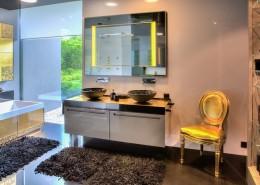 Ekskluzywna łazienka w nowoczesnym stylu meble Wirchomski