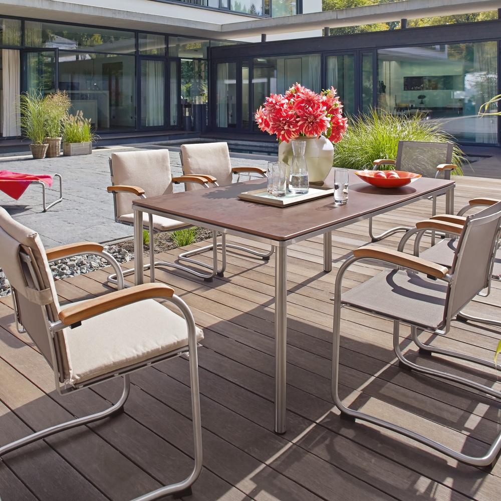 Krzesło ogrodowe nowoczesne - wymarzony ogród meble i dekoracje ogrodowe