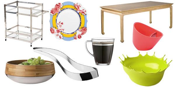 Kuchnia i jadalnia dekoracje i meble