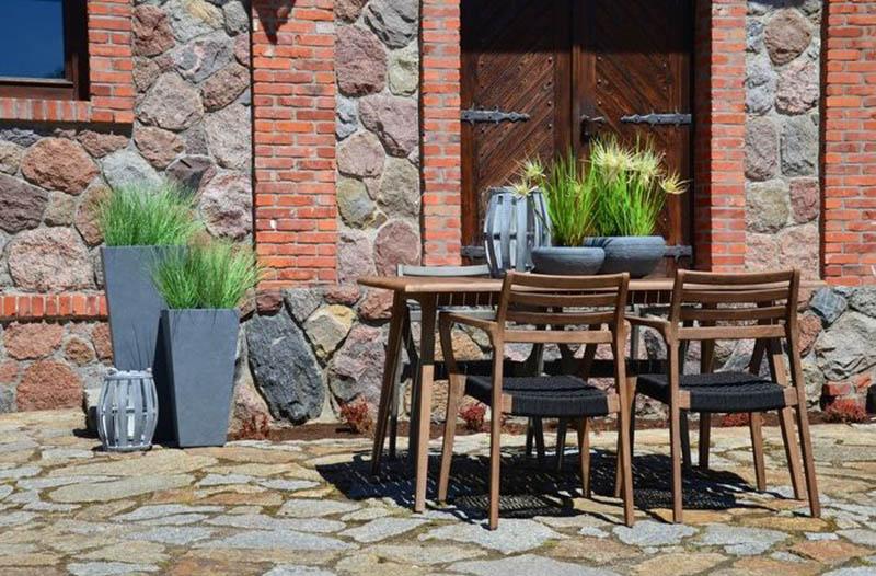 Ogród i taras - wymarzony ogród meble i dekoracje ogrodowe