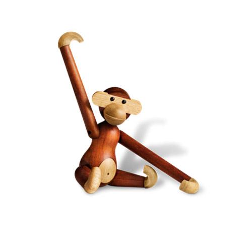 Wieszak dziecięcy małpka 20 cm Kay Bojesen monkey