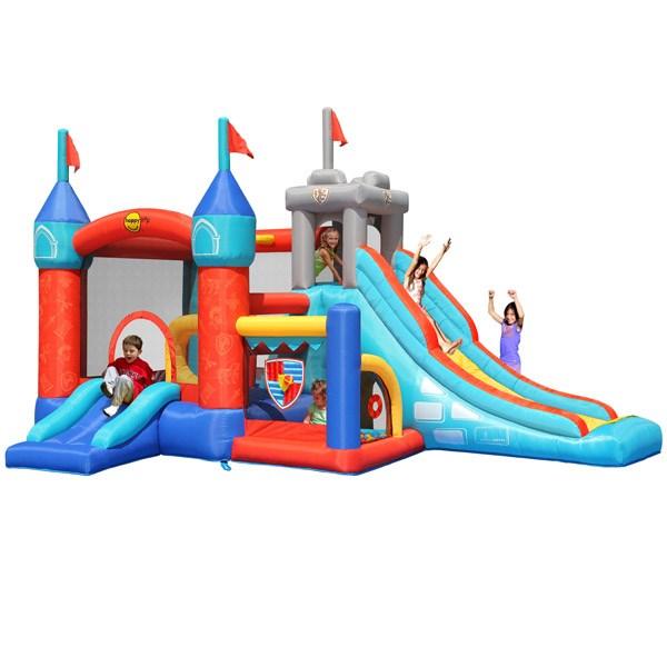 Plac zabaw w ogrodzie