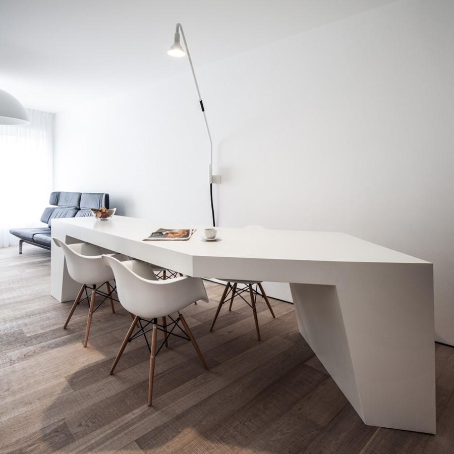 Dom dla niepełnosprawnych MM Loft C.T. Architects