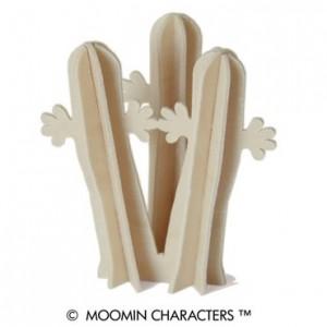 Drewniana figurka Hatifnatowie 5cm Lovi 1