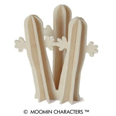 Drewniana figurka Hatifnatowie 5cm Lovi Muminki