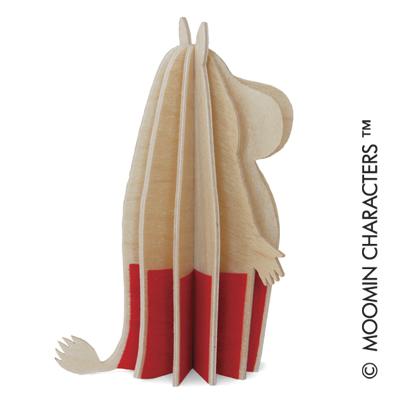 Drewniana figurka Mama Muminka 11,5cm Lovi Muminki