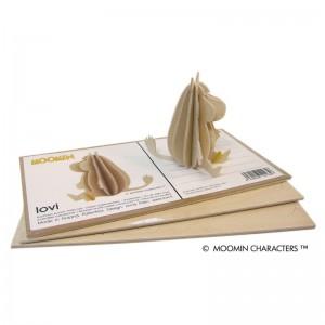 Figurka do składania Panna Migotka 9cm Lovi 1