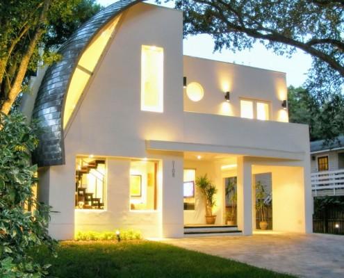 Nowoczesny dom jednorodzinny na Florydzie