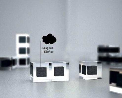 Smog jako oczko do pierścionka