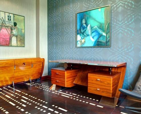 nowoczesne meble inspirowane epoką Art Deco Manufaktura Wirchomski