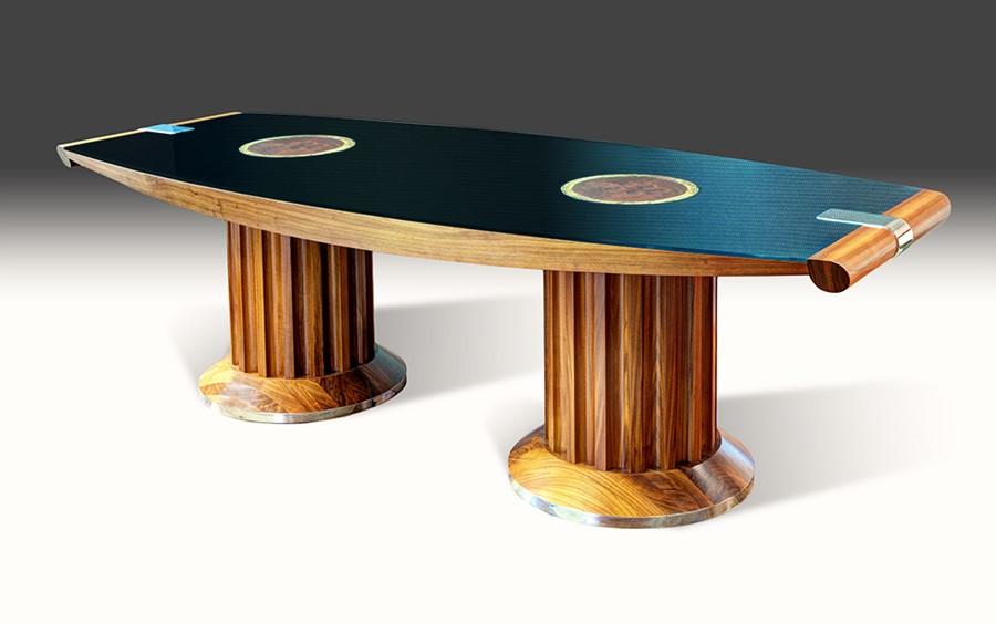 stół wykonany na zamówienie, Manufaktura Wirchomski