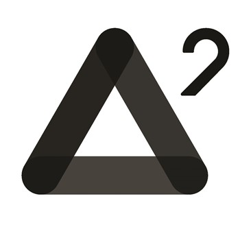 A2 studio prjektowe logo