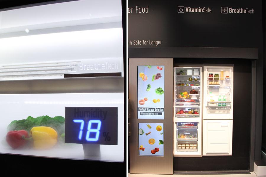 Lodówko-zamrażarki Panasonic Advanced Freshness IFA 2015
