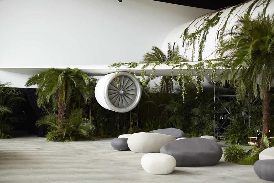 Żywe Kamienie - kolekcja outdoor, studio Smarin