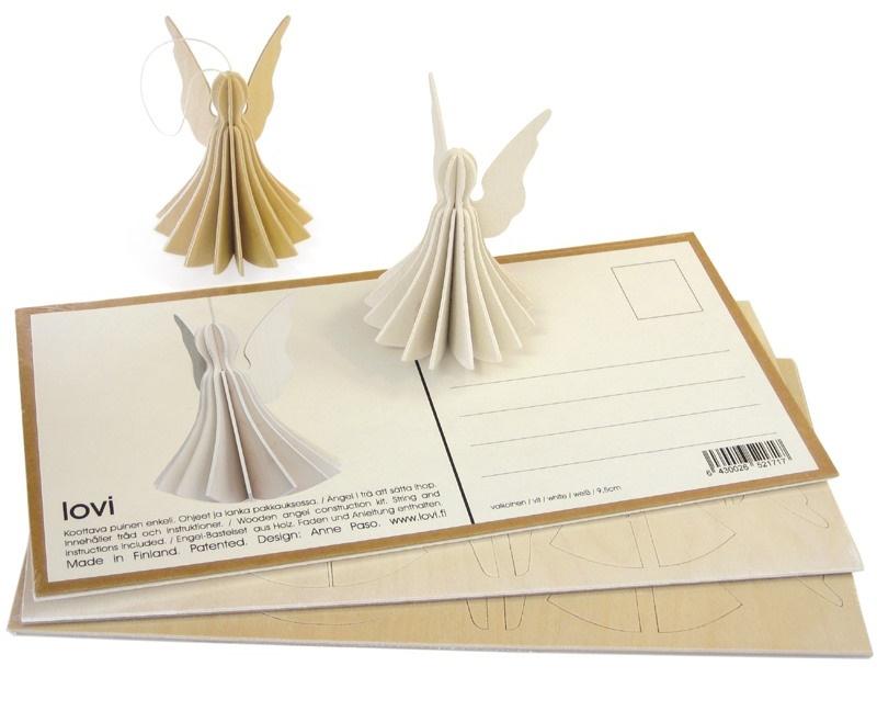Pocztówki do składania LOVI