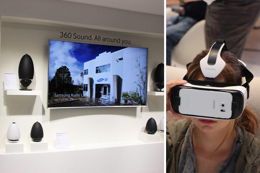Samsung 360 sound Targi IFA 2015