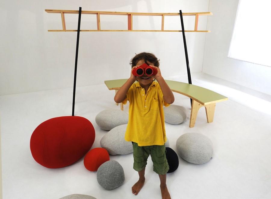 Żywe Kamienie inspirują dzieci do kreatywnego rozwoju