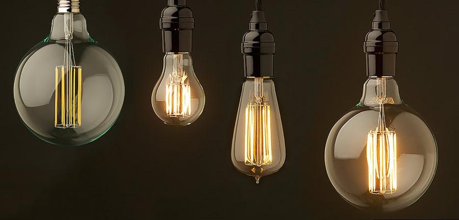 Lampa Edison Akcenty Steampunk W Nowoczesnych Wnętrzach