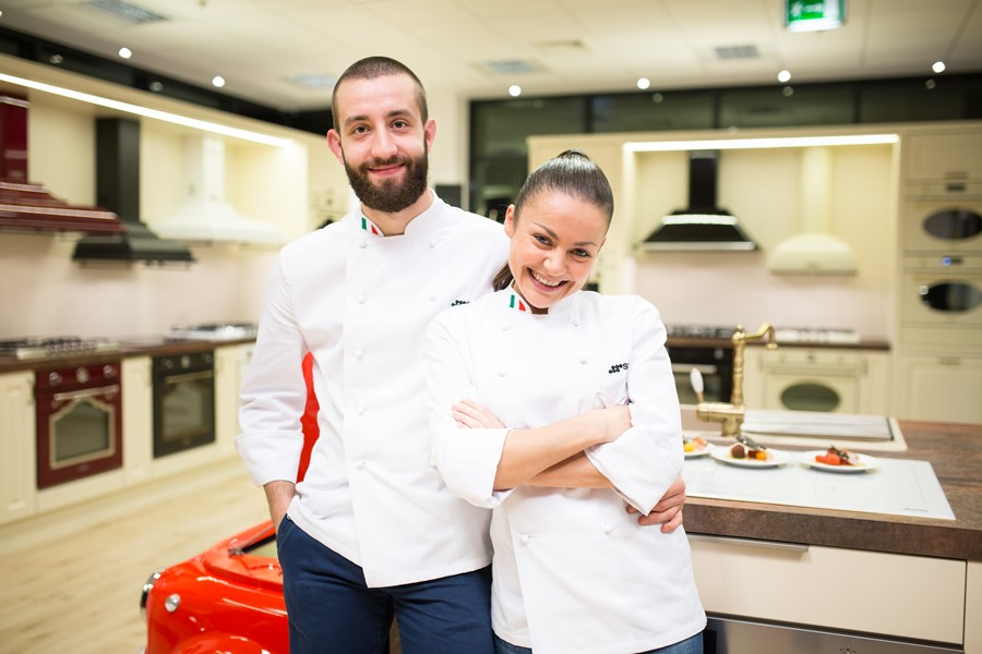 Łukasz i Paulina Kawallerowie