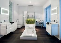 łazienka bez kafli pomysły i inspiracje