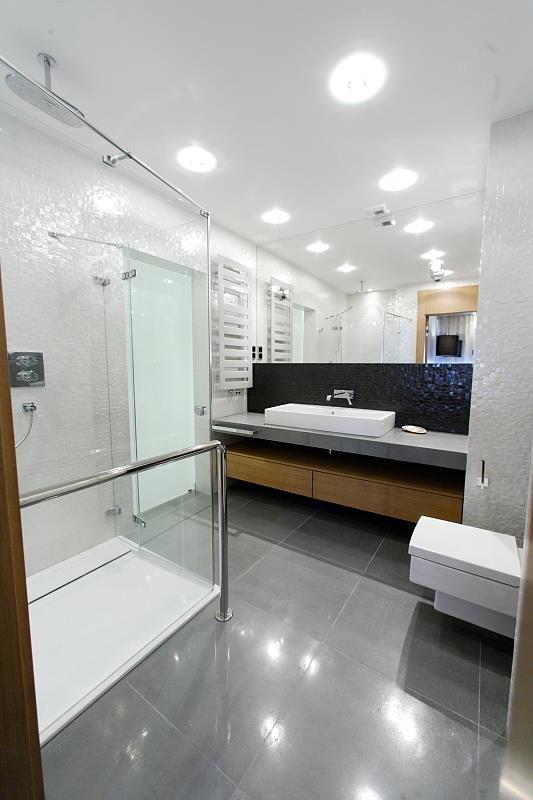 Szara łazienka Jak Ją Zaplanować żeby Nie Była Nudna Tylko Modna