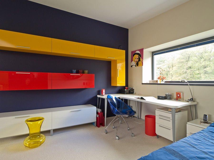 Kolory w pokoju dla chłopaka jak urządzić